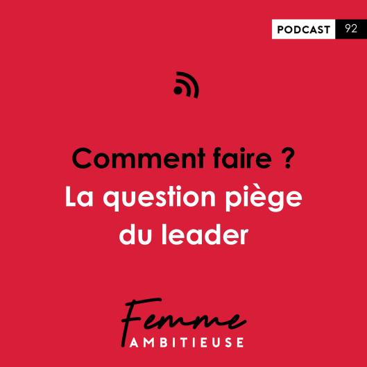 Jenny Chammas - Podcast Femme et Ambitieuse